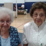 These two adorable ladies were among the many individuals we met at the Southeast Healthy Living Expo.